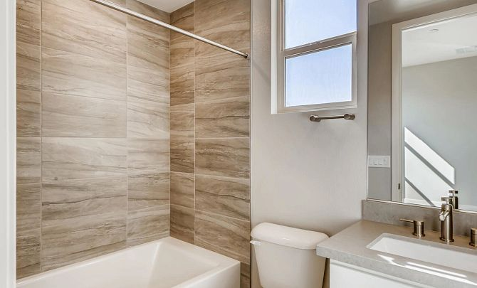 Bathroom featured in the Radiant By Shea Homes - Trilogy in Las Vegas, NV