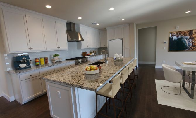 Kitchen featured in the Plan 4D By Shea Homes in Oakland-Alameda, CA