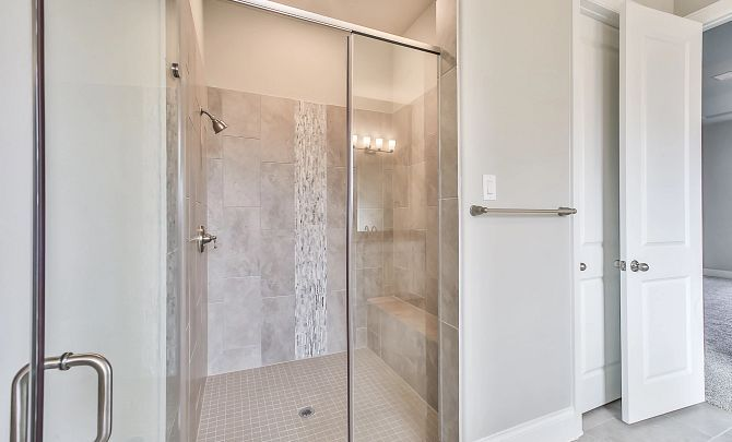 Bathroom featured in the Plan 6015 By Shea Homes in Houston, TX