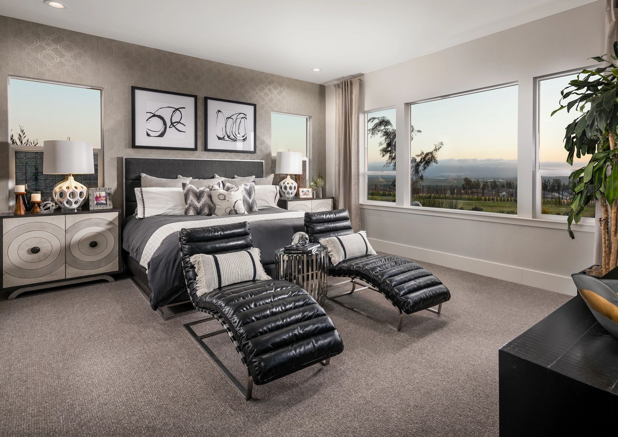 Bedroom featured in the Carmel By Shea Homes - Trilogy in San Luis Obispo, CA