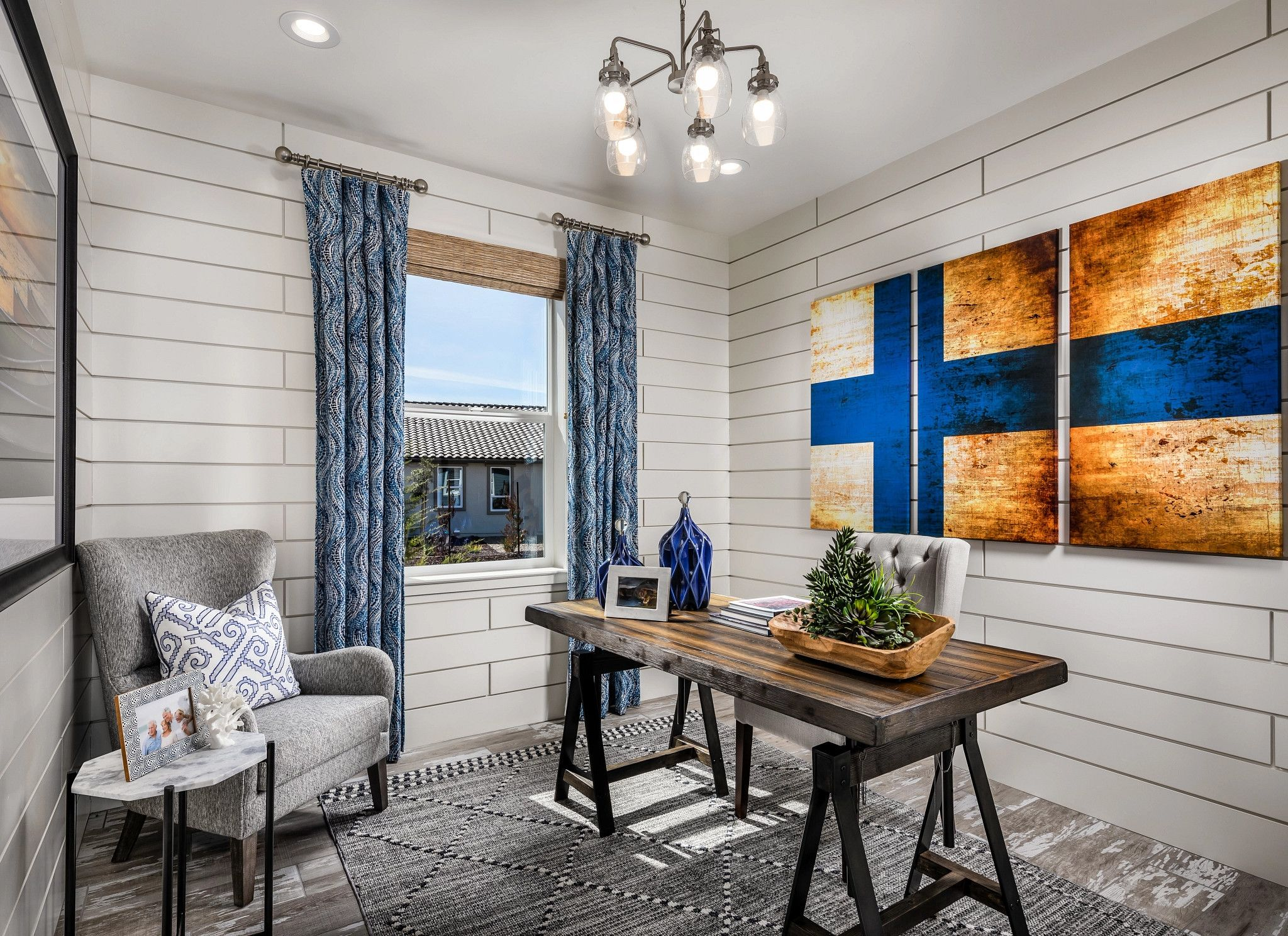 Living Area featured in the Solvang By Shea Homes - Trilogy in San Luis Obispo, CA