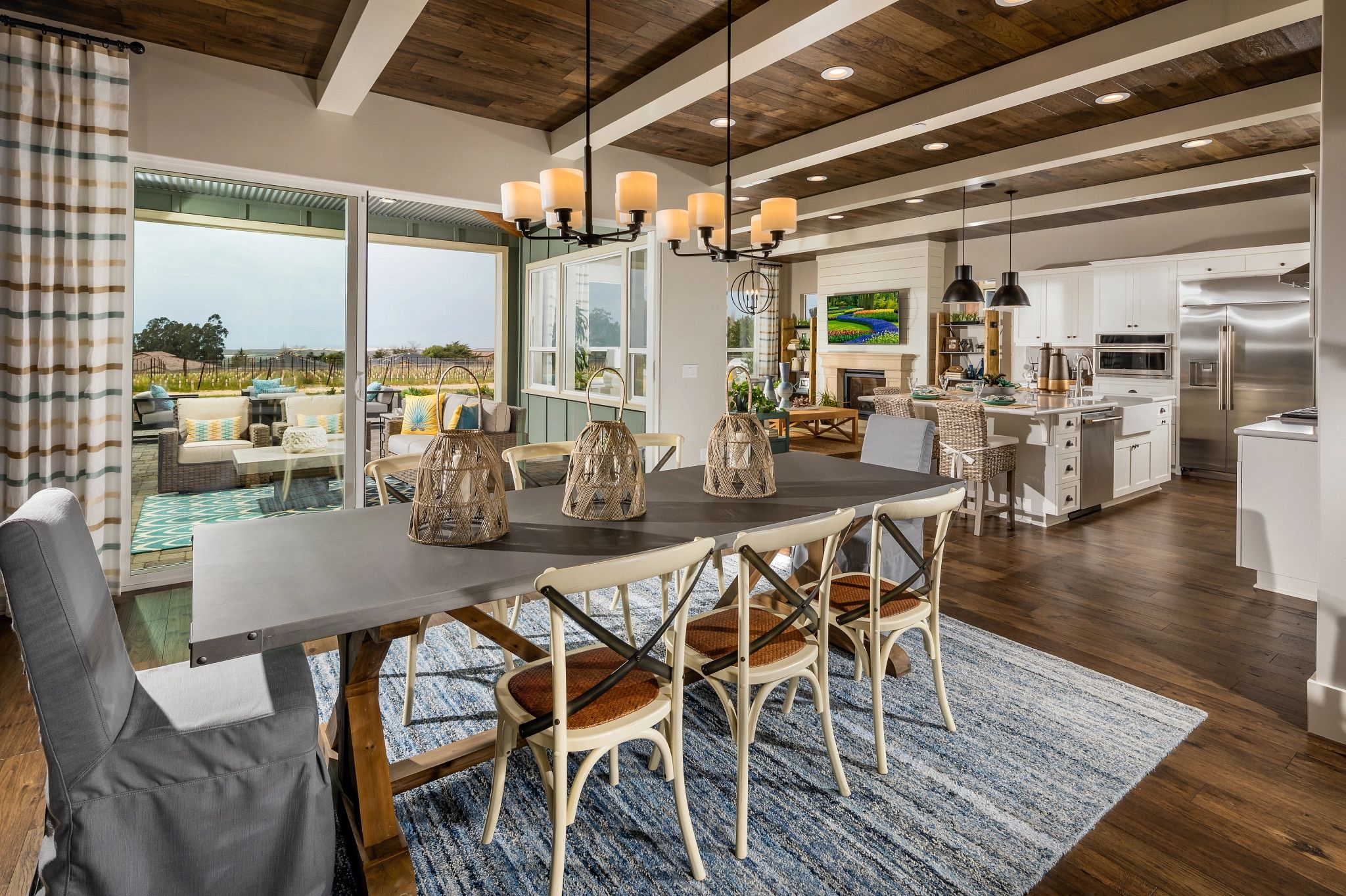Living Area featured in the Ventana By Shea Homes - Trilogy in San Luis Obispo, CA