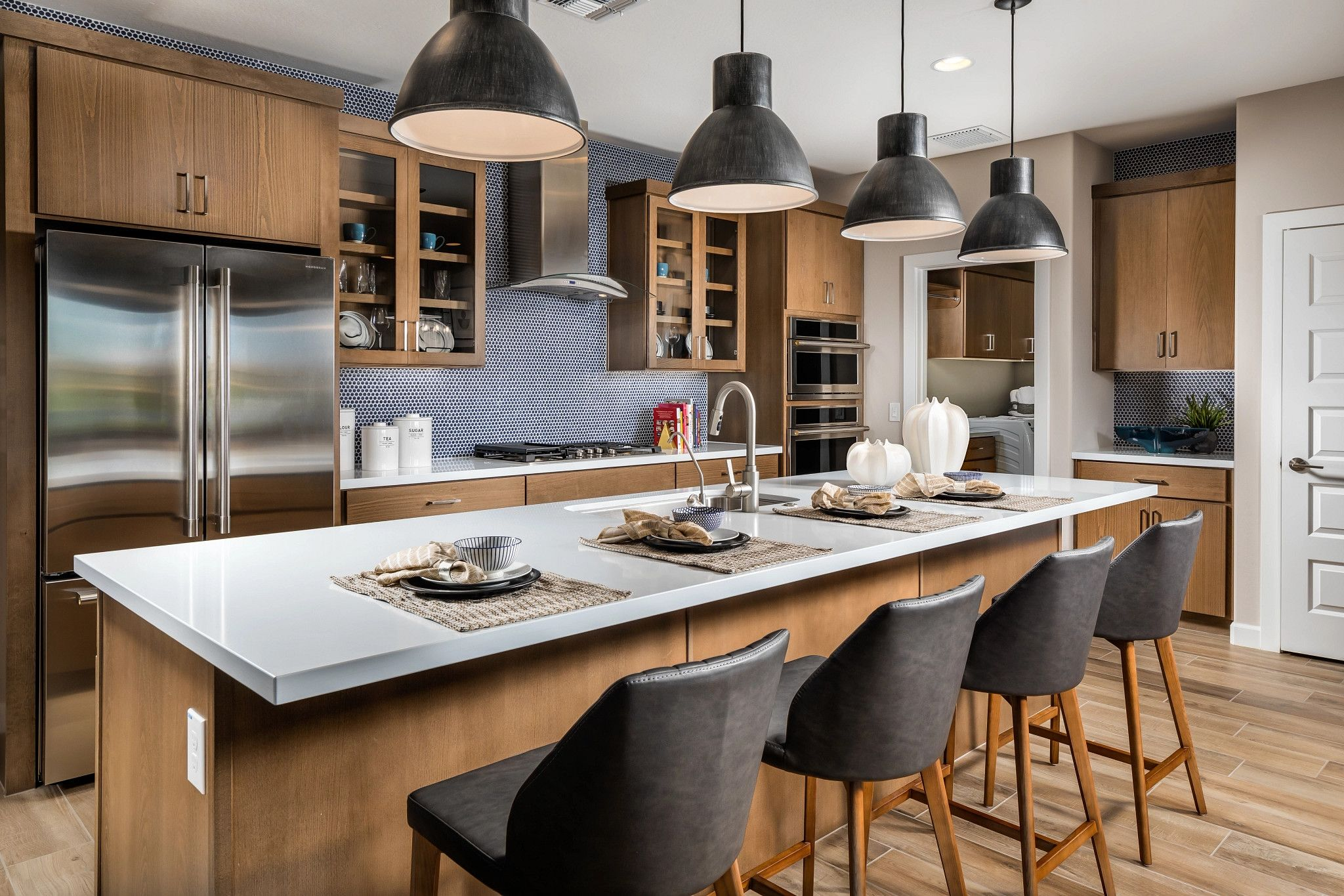 Kitchen featured in the Evia By Shea Homes - Trilogy in Phoenix-Mesa, AZ