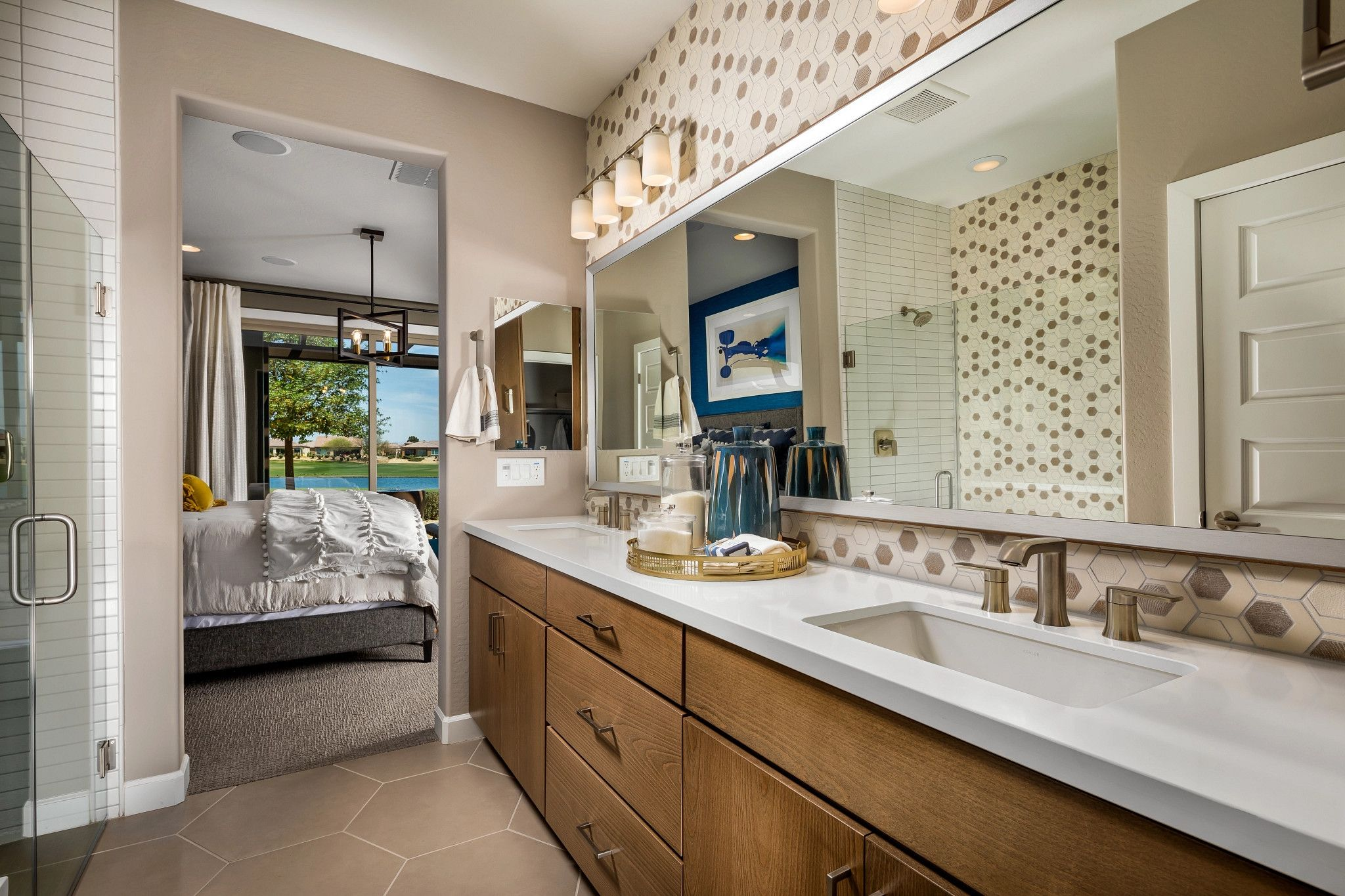 Bathroom featured in the Evia By Shea Homes - Trilogy in Phoenix-Mesa, AZ