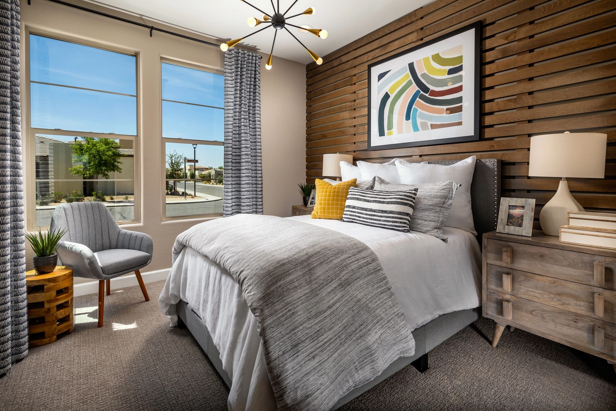 Bedroom featured in the Evia By Shea Homes - Trilogy in Phoenix-Mesa, AZ