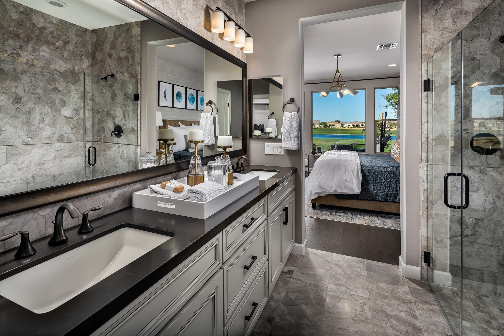 Bathroom featured in the Valletta By Shea Homes - Trilogy in Phoenix-Mesa, AZ