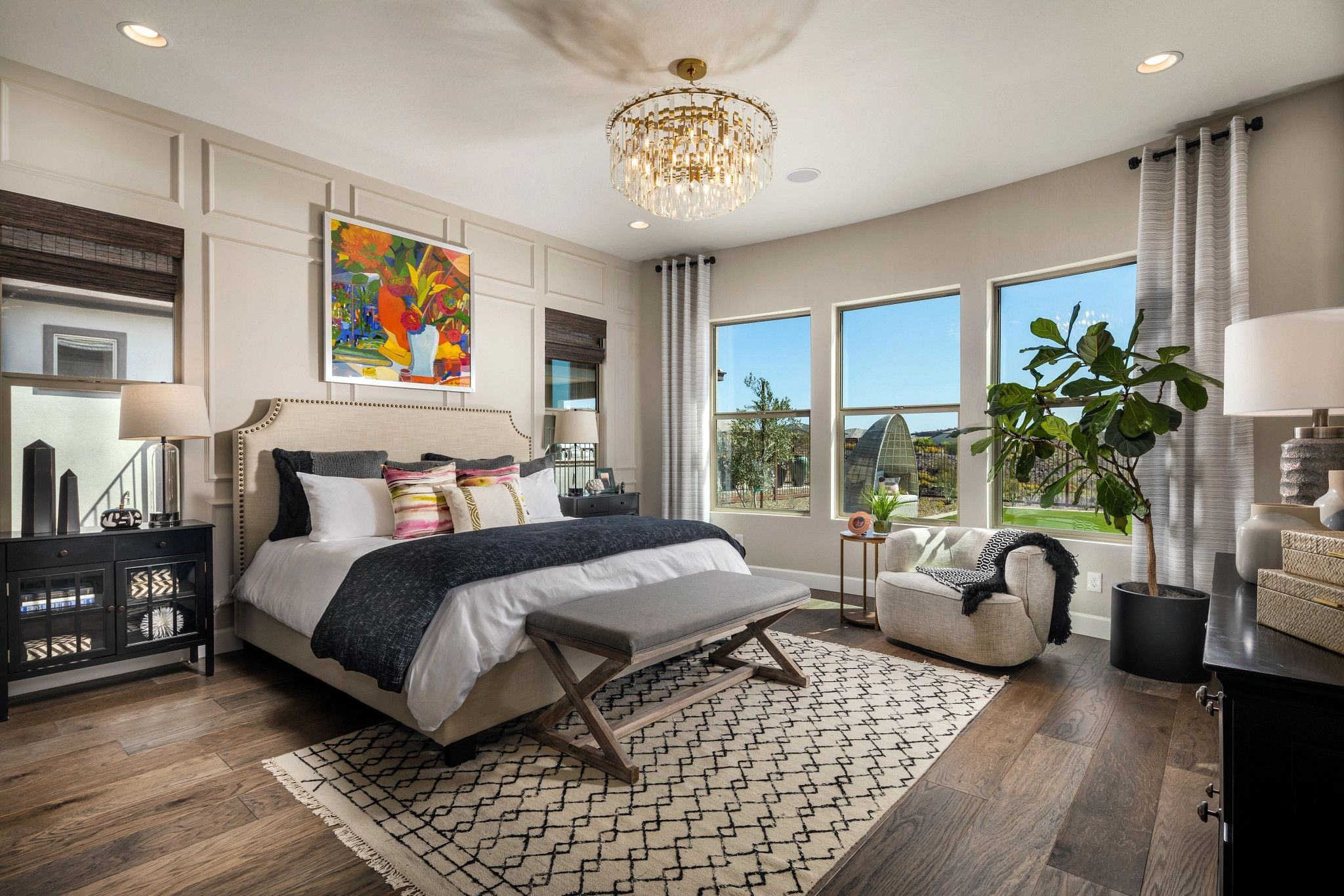 Bedroom featured in the Cordoba By Shea Homes - Trilogy in Phoenix-Mesa, AZ