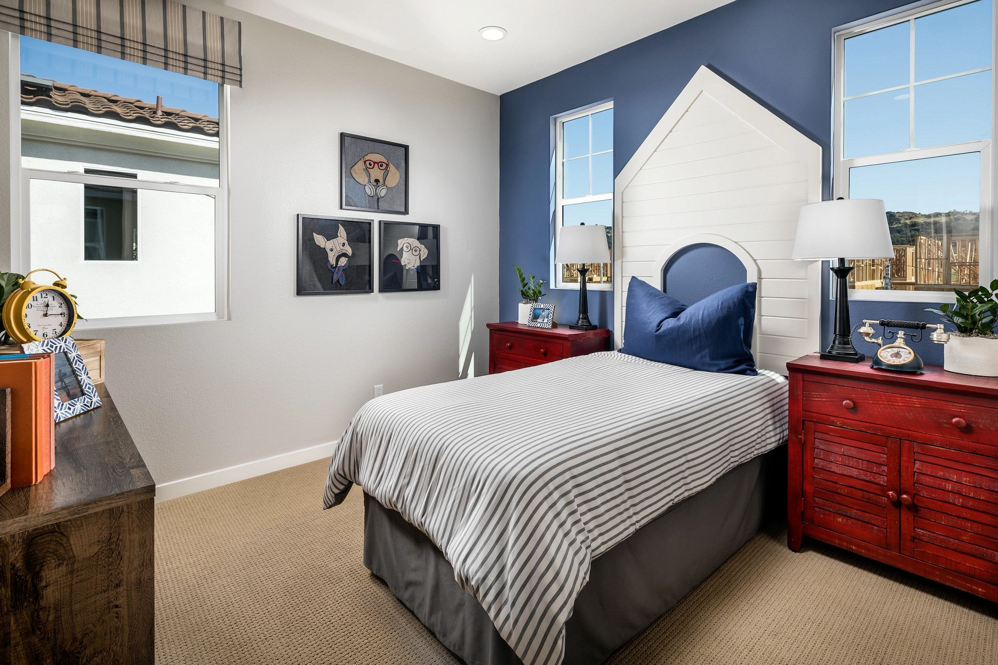 Bedroom featured in the Plan 2 By Shea Homes in San Diego, CA
