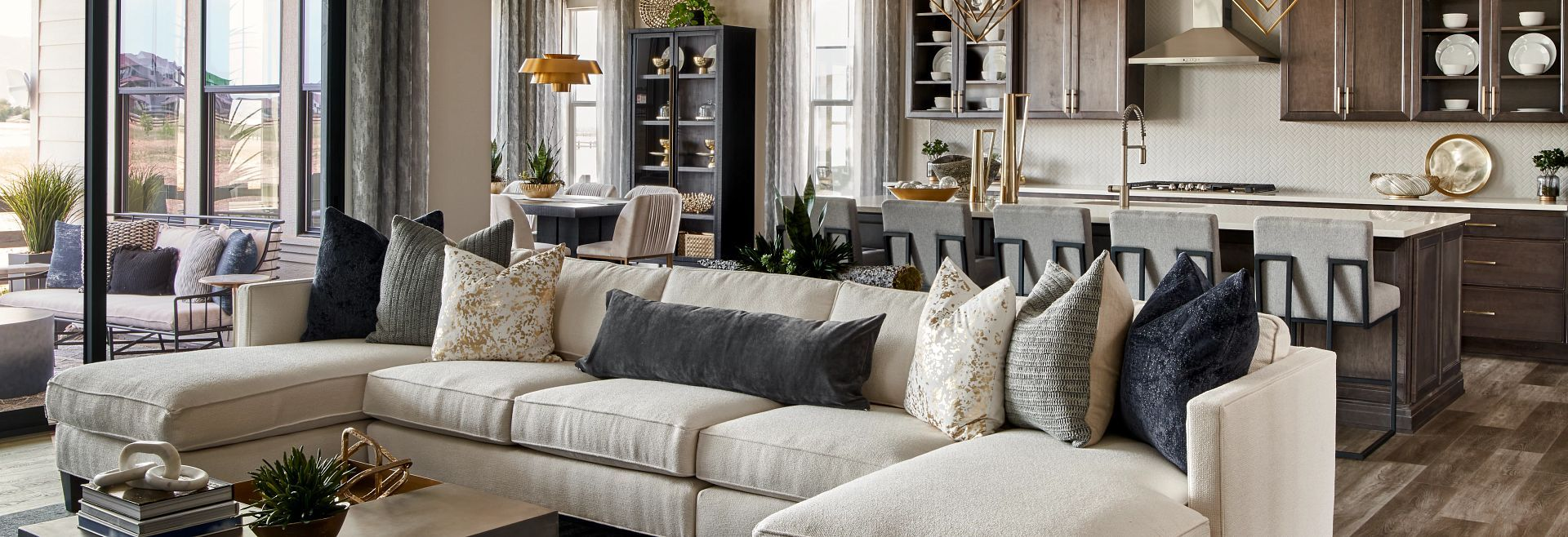 Living Area featured in the 5087 Stillwater By Shea Homes in Denver, CO