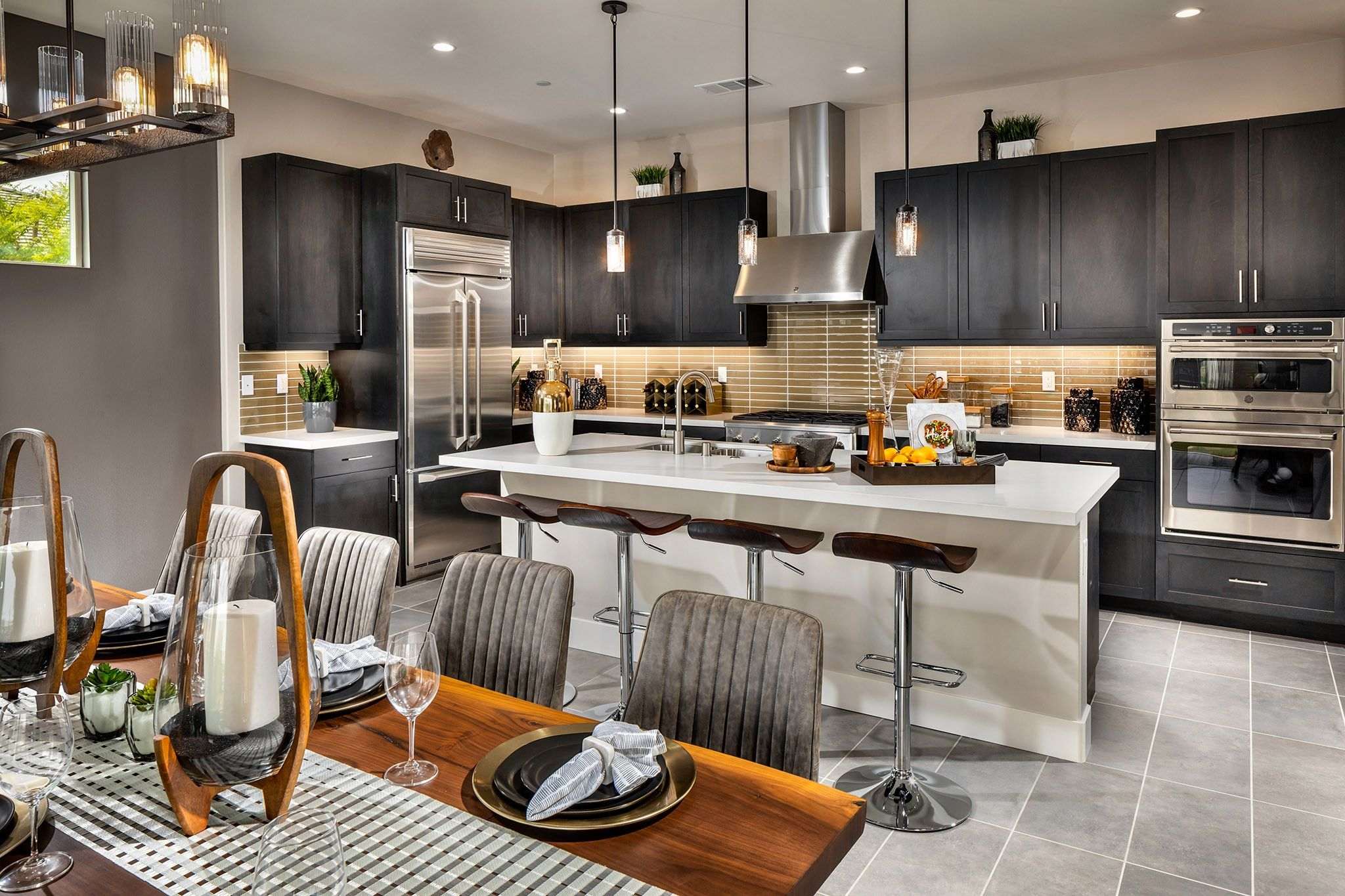 Kitchen featured in the Liberty By Shea Homes - Trilogy in Las Vegas, NV
