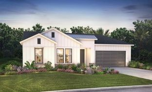 Plan 1 - Fuerte Ranch: El Cajon, California - Shea Homes