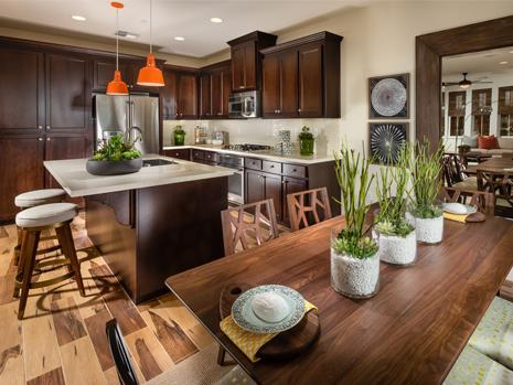 Kitchen-in-Sea House Plan 4-at-Sea House at The Dunes-in-Marina