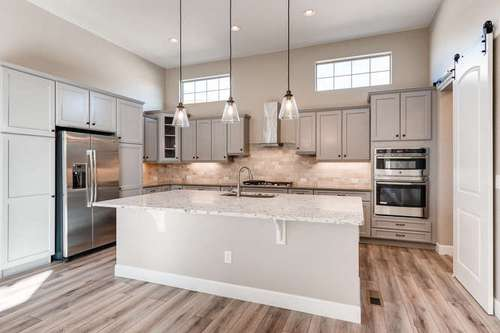 Kitchen-in-4012 - Daybreak-at-BackCountry - Painted Sky Collection-in-Highlands Ranch