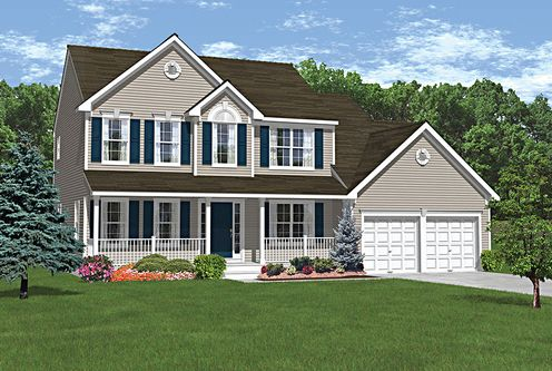 Landis Pointe Estates by Sherwood Forest Homes, LLC in Cumberland County New Jersey