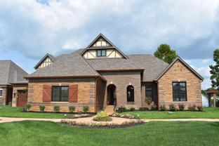The Heron - Waterfront of West Clay: Carmel, Indiana - Shoopman Homes
