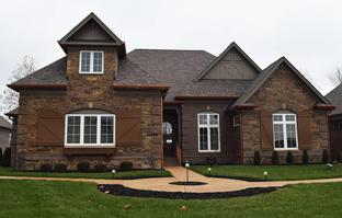 The Hawk - Waterfront of West Clay: Carmel, Indiana - Shoopman Homes