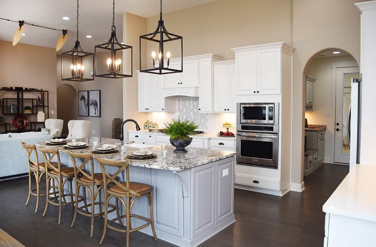 Kitchen featured in The Hawk By Shoopman Homes in Indianapolis, IN