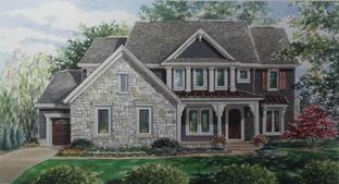Bluebird - Waterfront of West Clay: Carmel, Indiana - Shoopman Homes