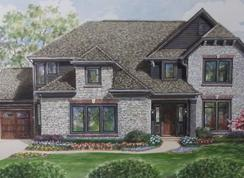 Finch - Waterfront of West Clay: Carmel, Indiana - Shoopman Homes