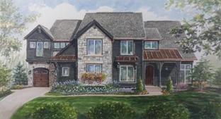 Hummingbird - Waterfront of West Clay: Carmel, Indiana - Shoopman Homes