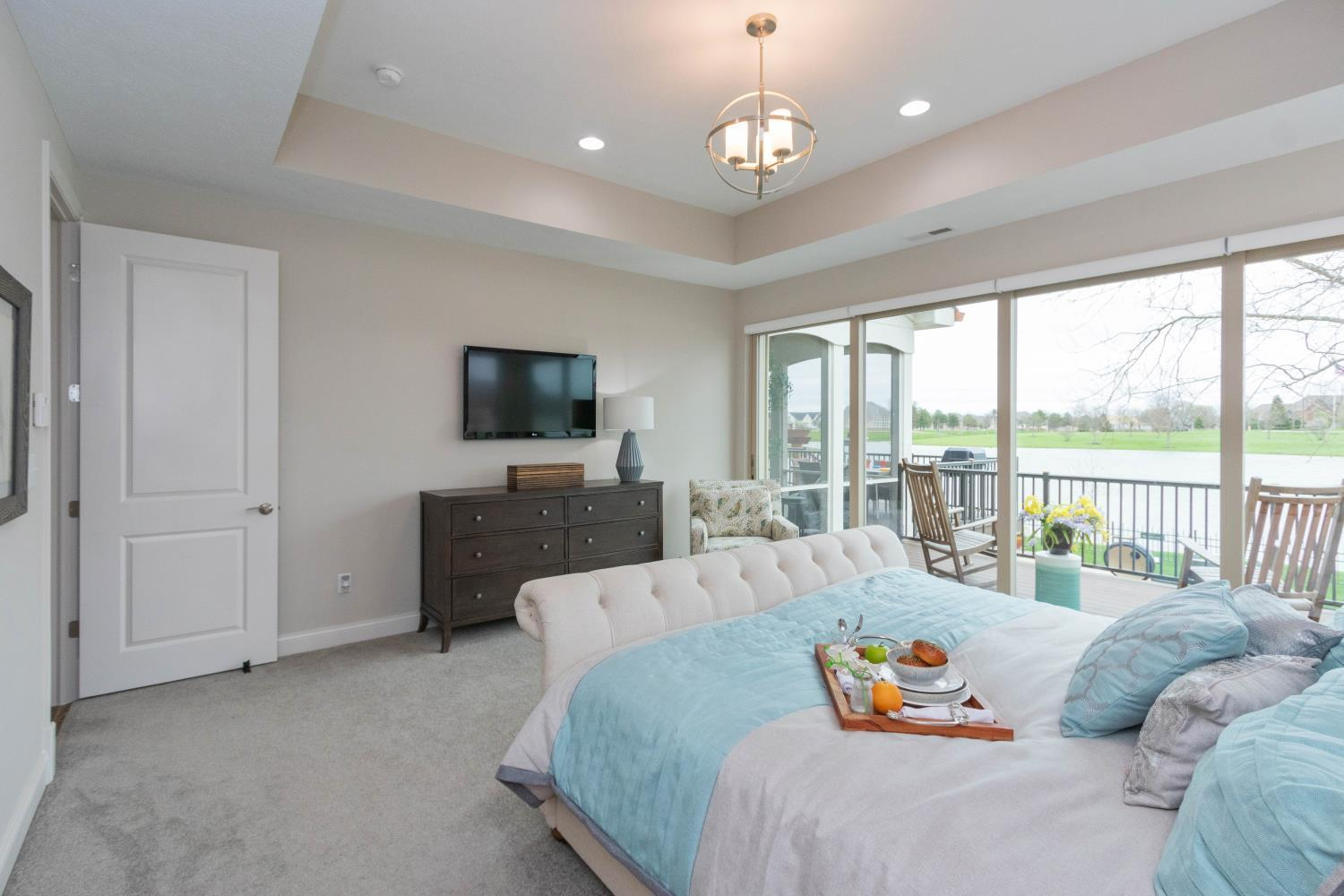Bedroom featured in The Owl By Shoopman Homes in Indianapolis, IN