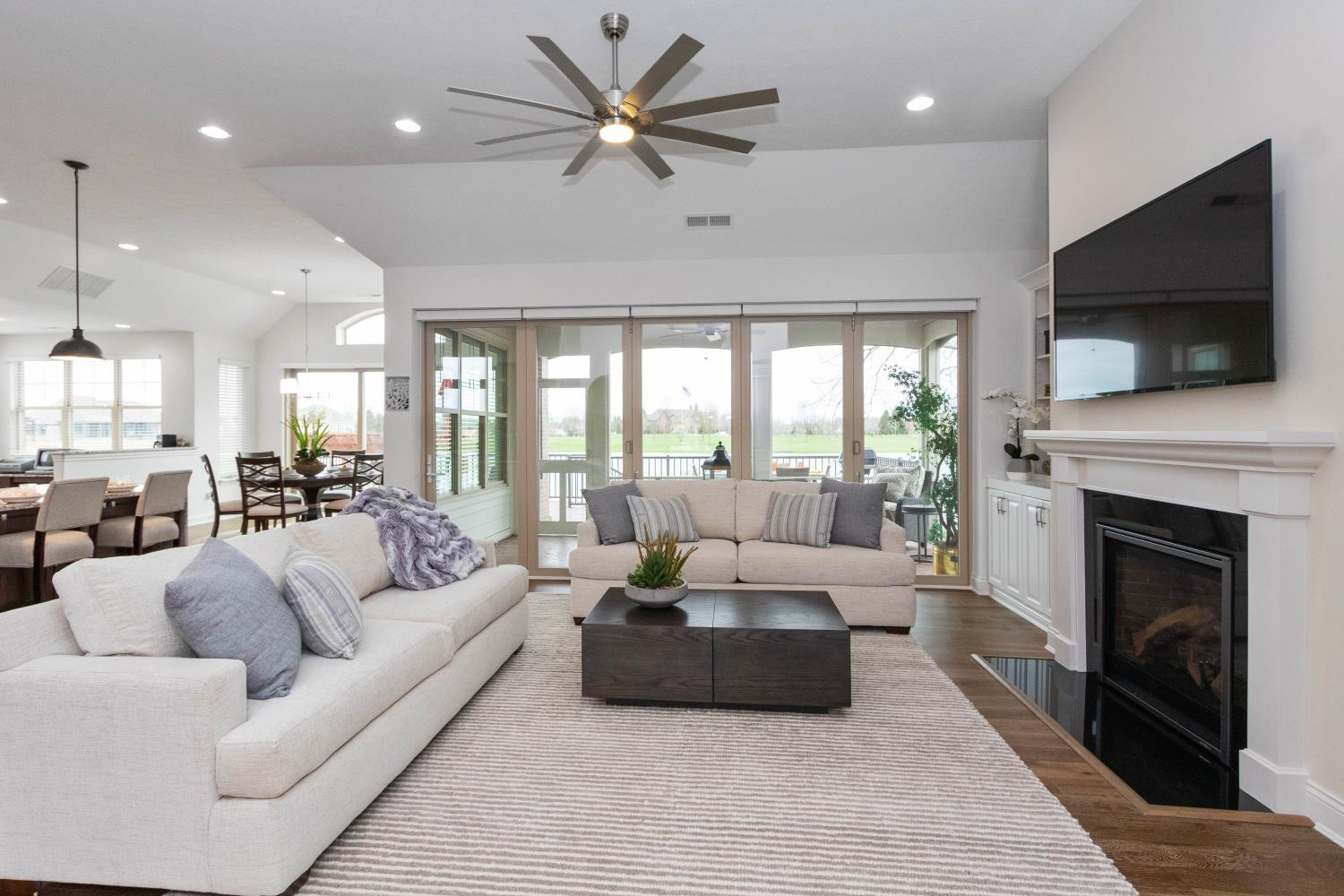 Living Area featured in The Owl By Shoopman Homes in Indianapolis, IN