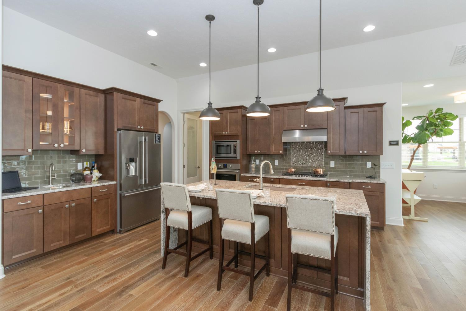 Kitchen featured in The Owl By Shoopman Homes in Indianapolis, IN