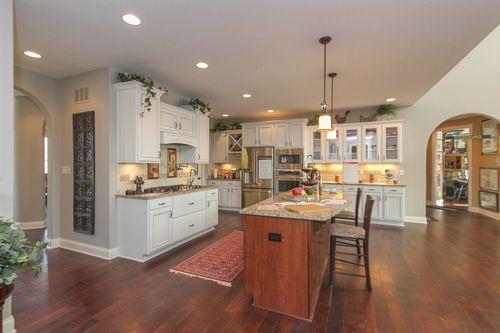 Kitchen-in-Lincoln-at-Abney Glen-in-Zionsville