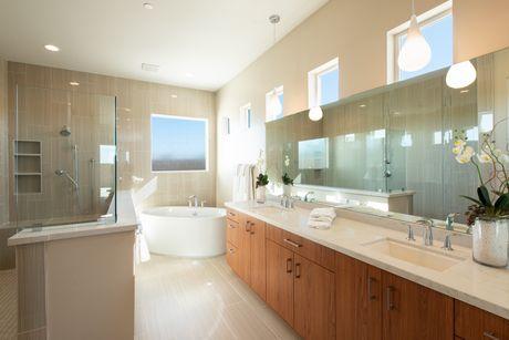 Bathroom-in-Residence 1S-at-Siena Vista Estates-in-Rancho Mirage