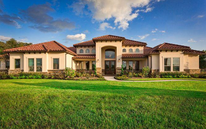 Build on your lot houston floor plans gurus floor for Custom home plans houston