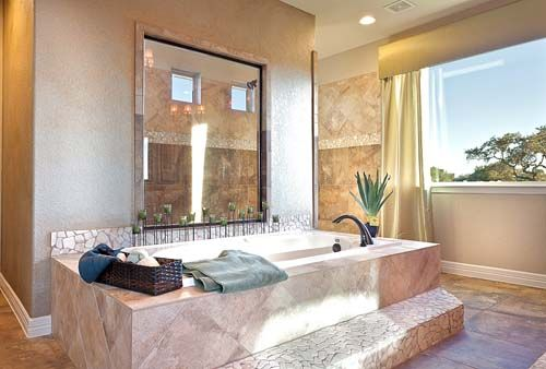 Bathroom featured in the Milano By Sierra Classic Custom Homes in Austin, TX