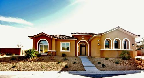 New homes in las vegas nv all the top builders for Las vegas home source
