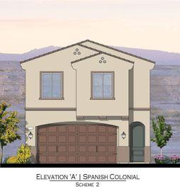 Mesquite - Bluemont Trails: Las Vegas, Nevada - Signature Homes