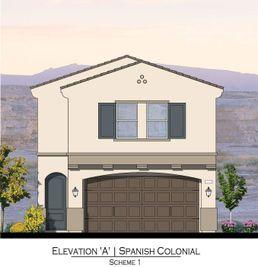 Sonora - Bluemont Trails: Las Vegas, Nevada - Signature Homes