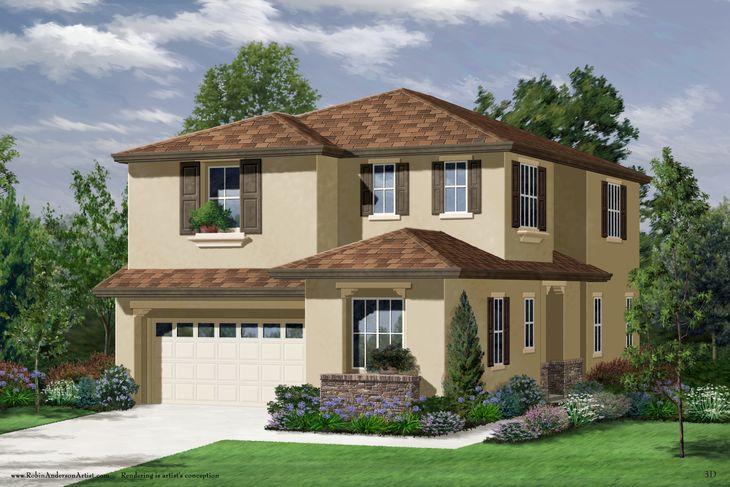Residence 3 - Elevation D