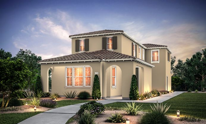Savannah Ii In Mountain House Ca New Homes By Signature Homes Ca
