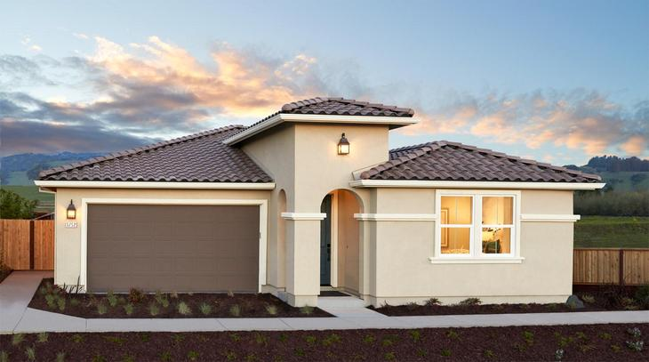 Sycamore at University District:Residence 2 model