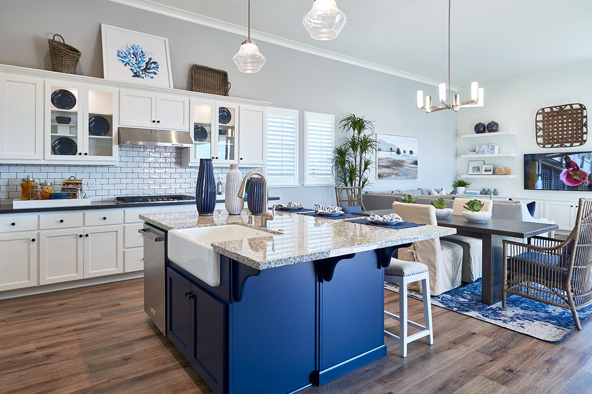 Kitchen featured in the Residence 1 By Signature Homes CA in Sacramento, CA