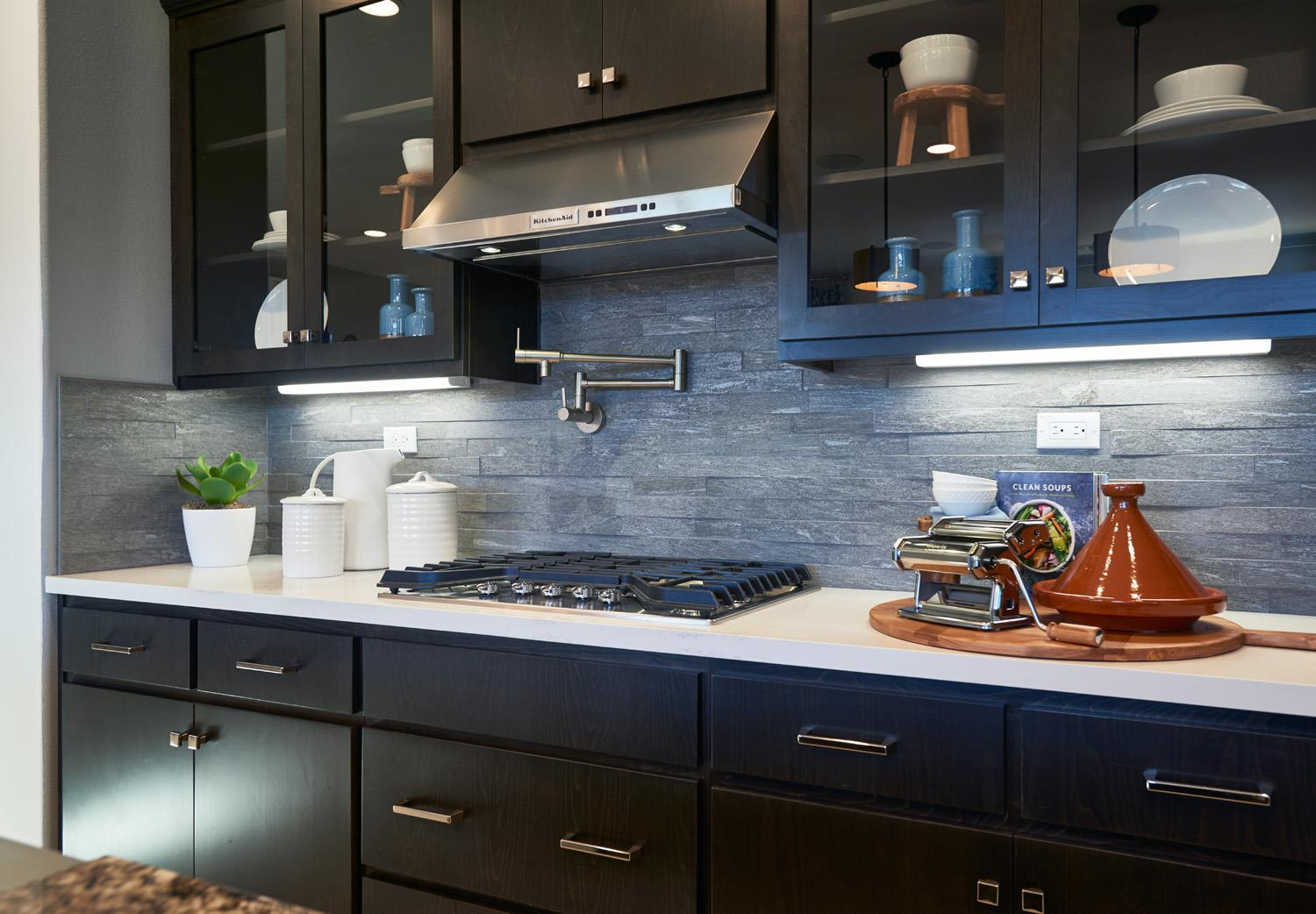 Kitchen featured in the Residence 4 By Signature Homes CA in Santa Rosa, CA