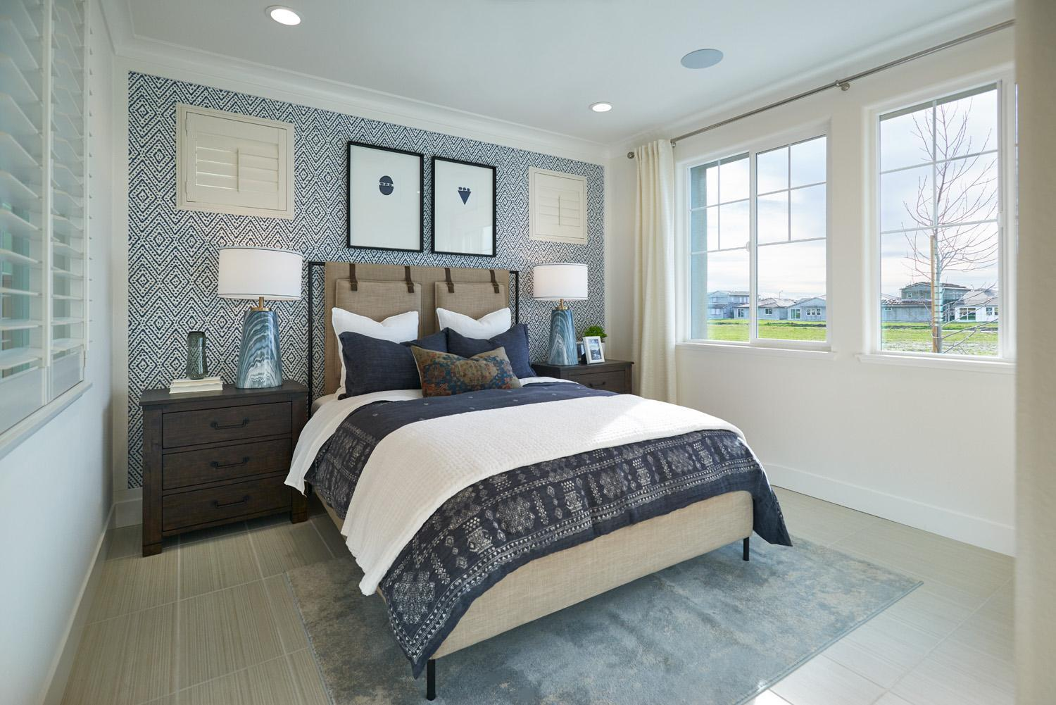 Bedroom featured in the Residence 4 By Signature Homes CA in Santa Rosa, CA