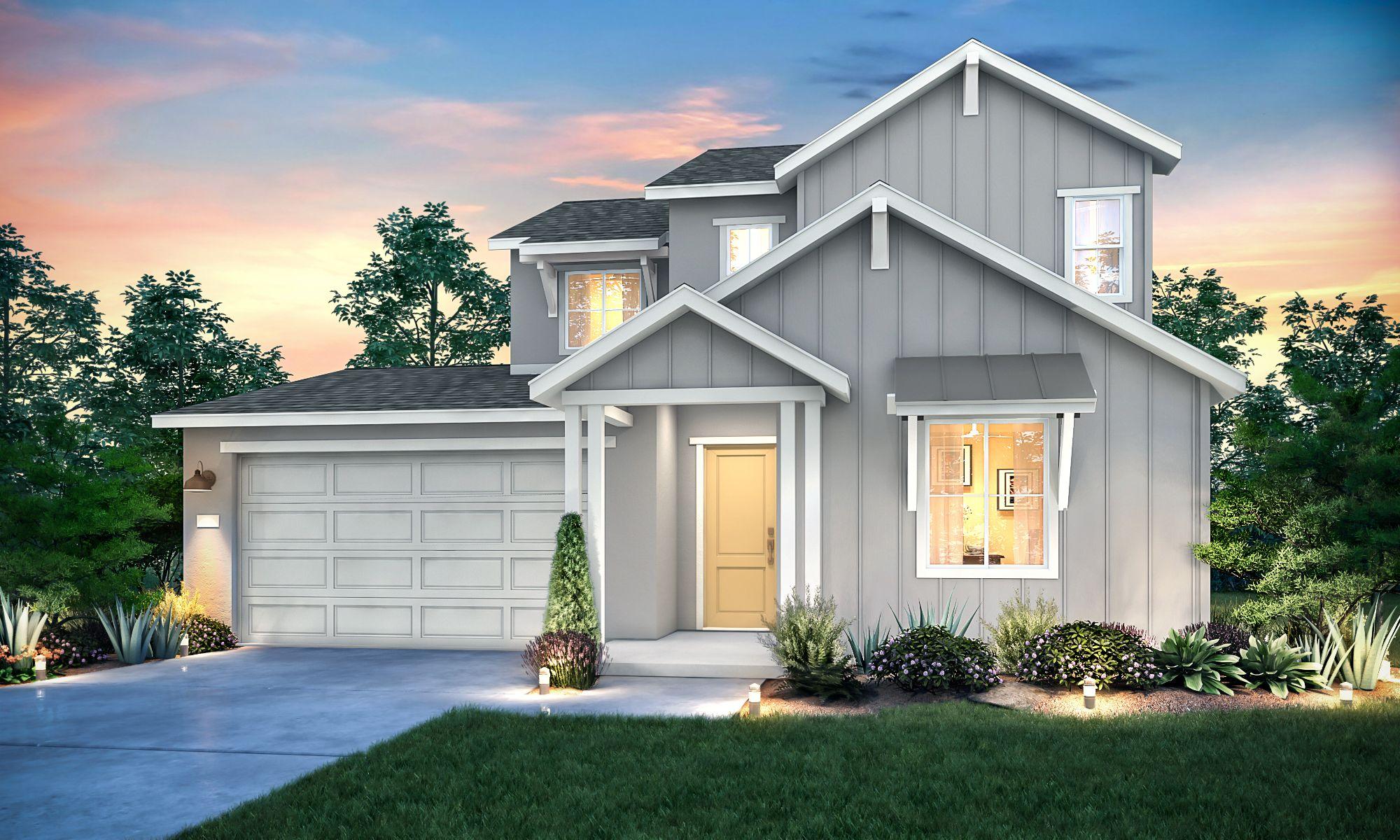 'Bristol' by Signature Homes - CA in Santa Rosa