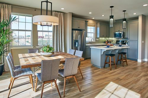 Kitchen-in-Residence 1-at-Magnolia-in-Rohnert Park