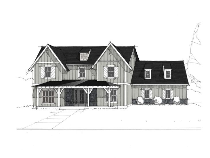 The Keeneland 1A – Homesite 118