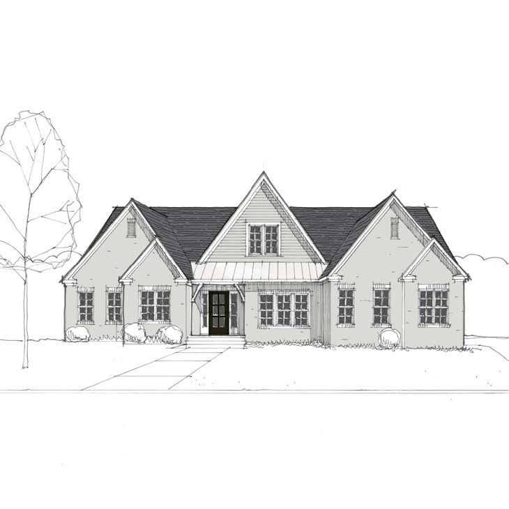 The Courtmoor 2A- Homesite 128