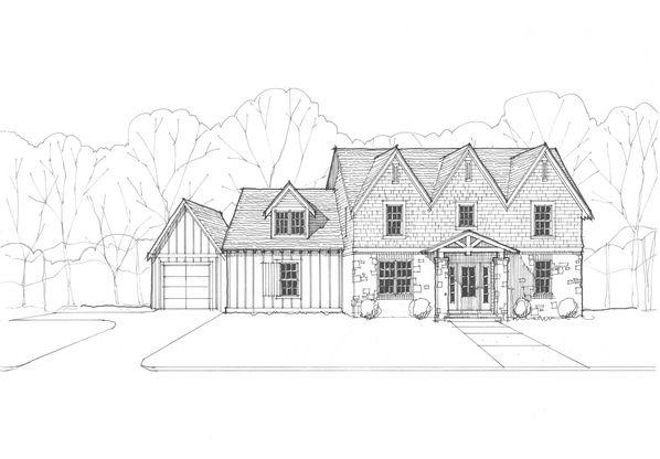 Keeneland 2B- Homesite 1038