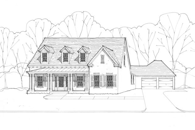 The Sutton 1B – Homesite 615