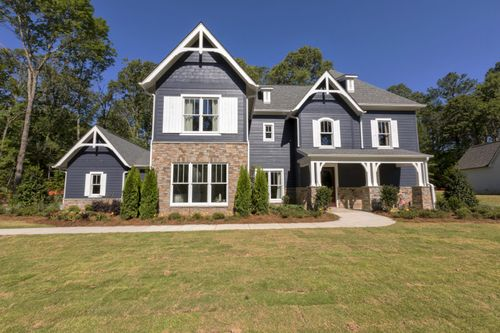 Brock Point by Signature Homes in Birmingham Alabama
