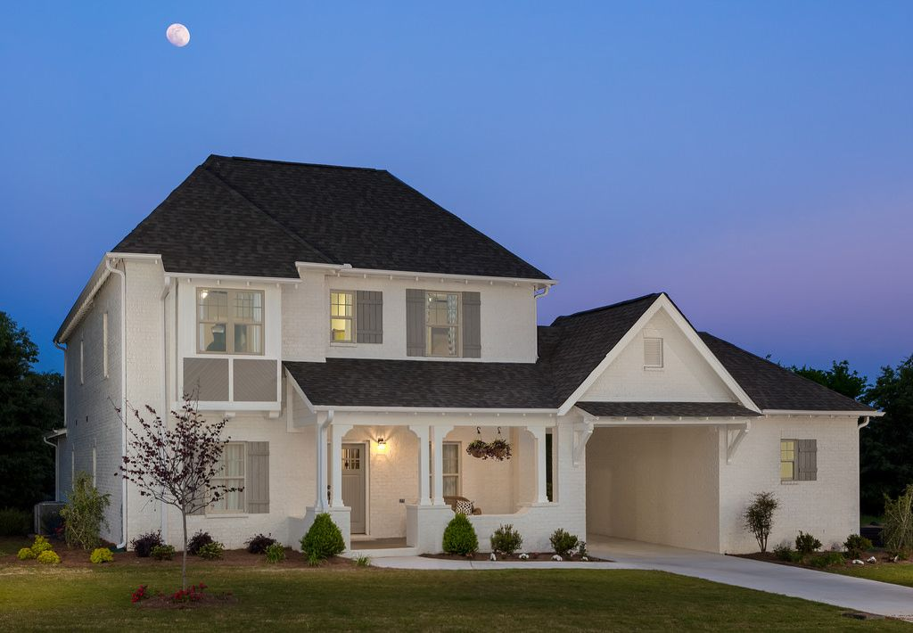 Exceptional Natureu0027s Cove By Signature Homes In Huntsville Alabama