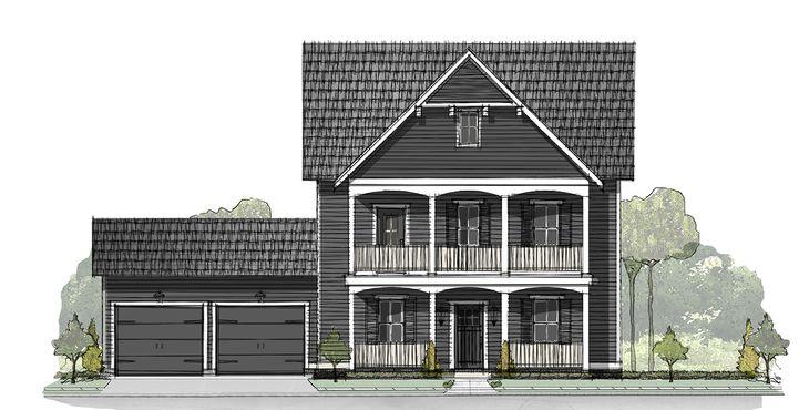 Hickory 2B- Homesite 384