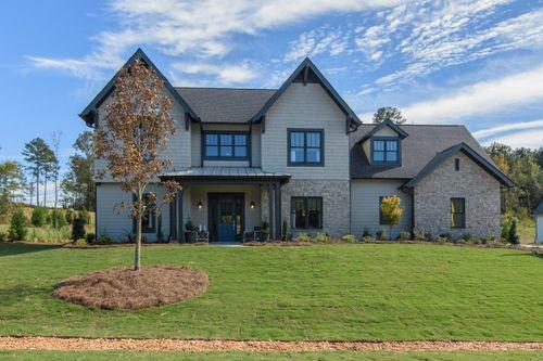 Blackridge by Signature Homes in Birmingham Alabama